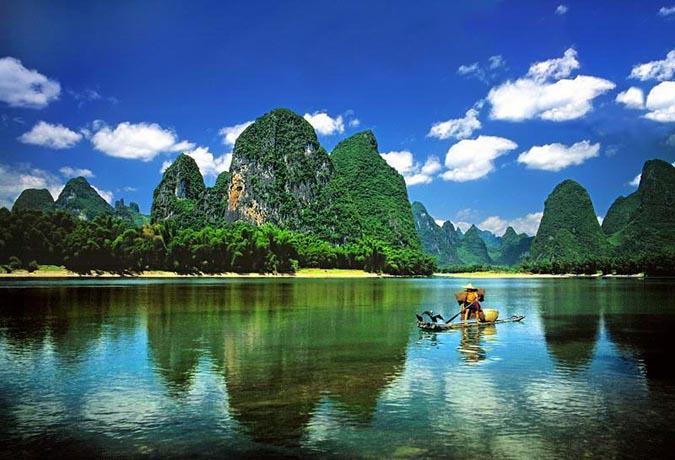 海南(海景无极限)、兴隆、三亚、北海、桂林(我在桂林等你) 双飞单船单动10日游