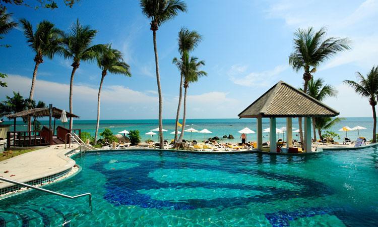 私人订制及自由行!自由,不辜负旅行!泰国海岛系列—畅享苏梅