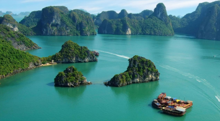 南宁-越南河内-下龙-吉婆岛-北海8日游